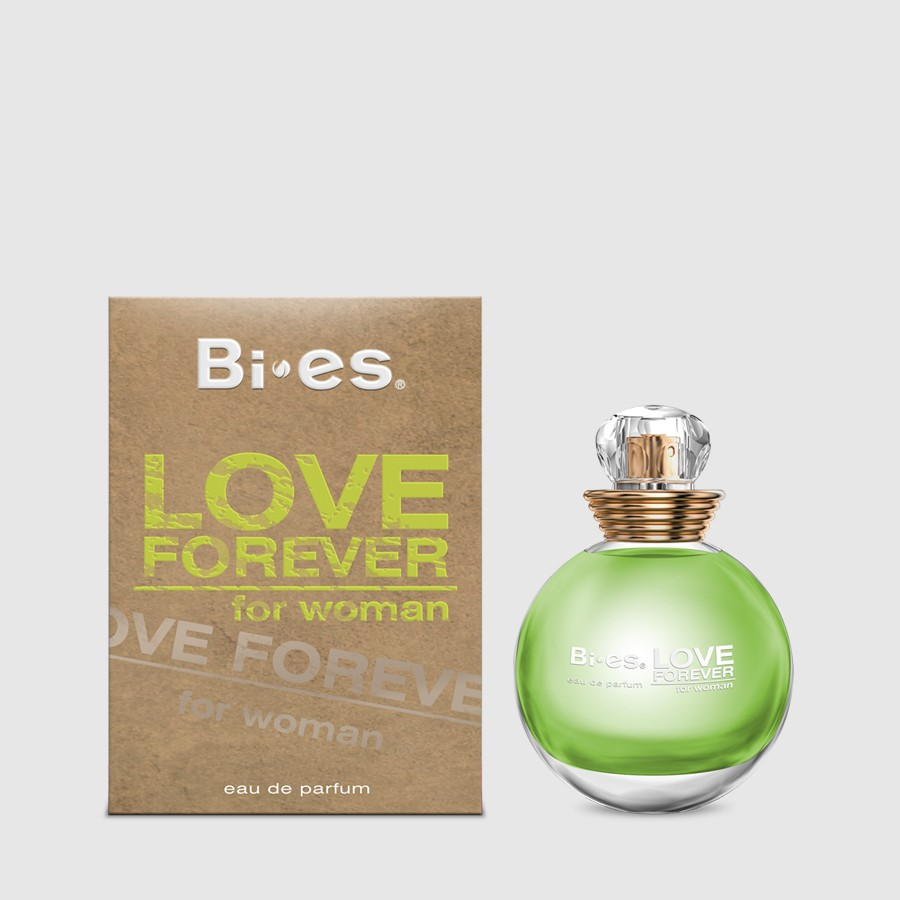 LOVE FOREVER GREEN