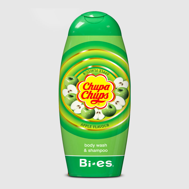 Body Wash&Shampoo Chupa Chups APPLE