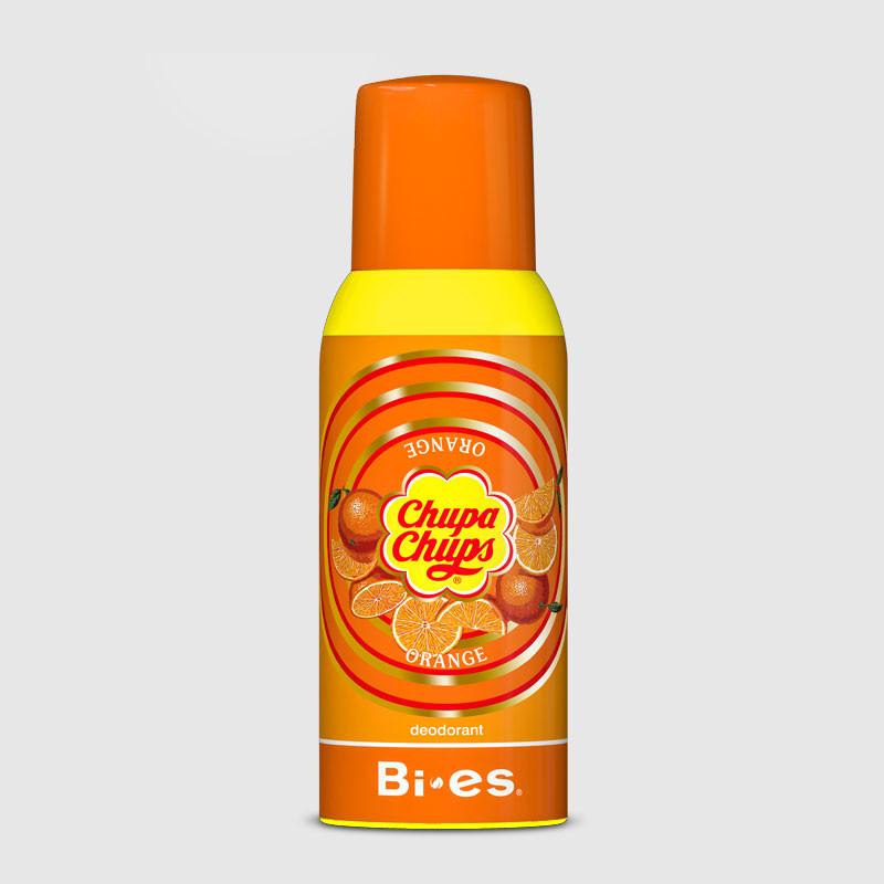 Dezodorant Chupa Chups ORANGE